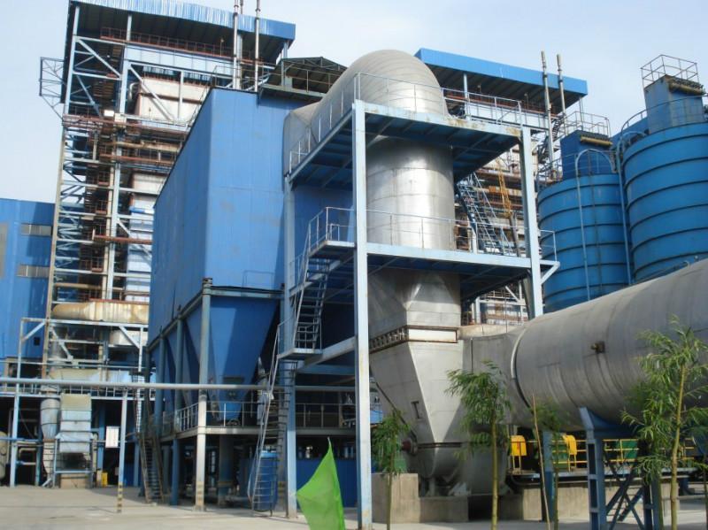 水泥工业袋式除尘器的应用
