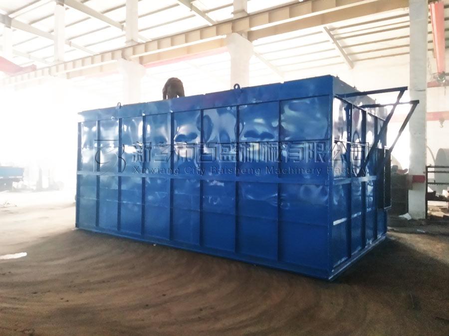 大型袋式除尘器在水泥企业的应用