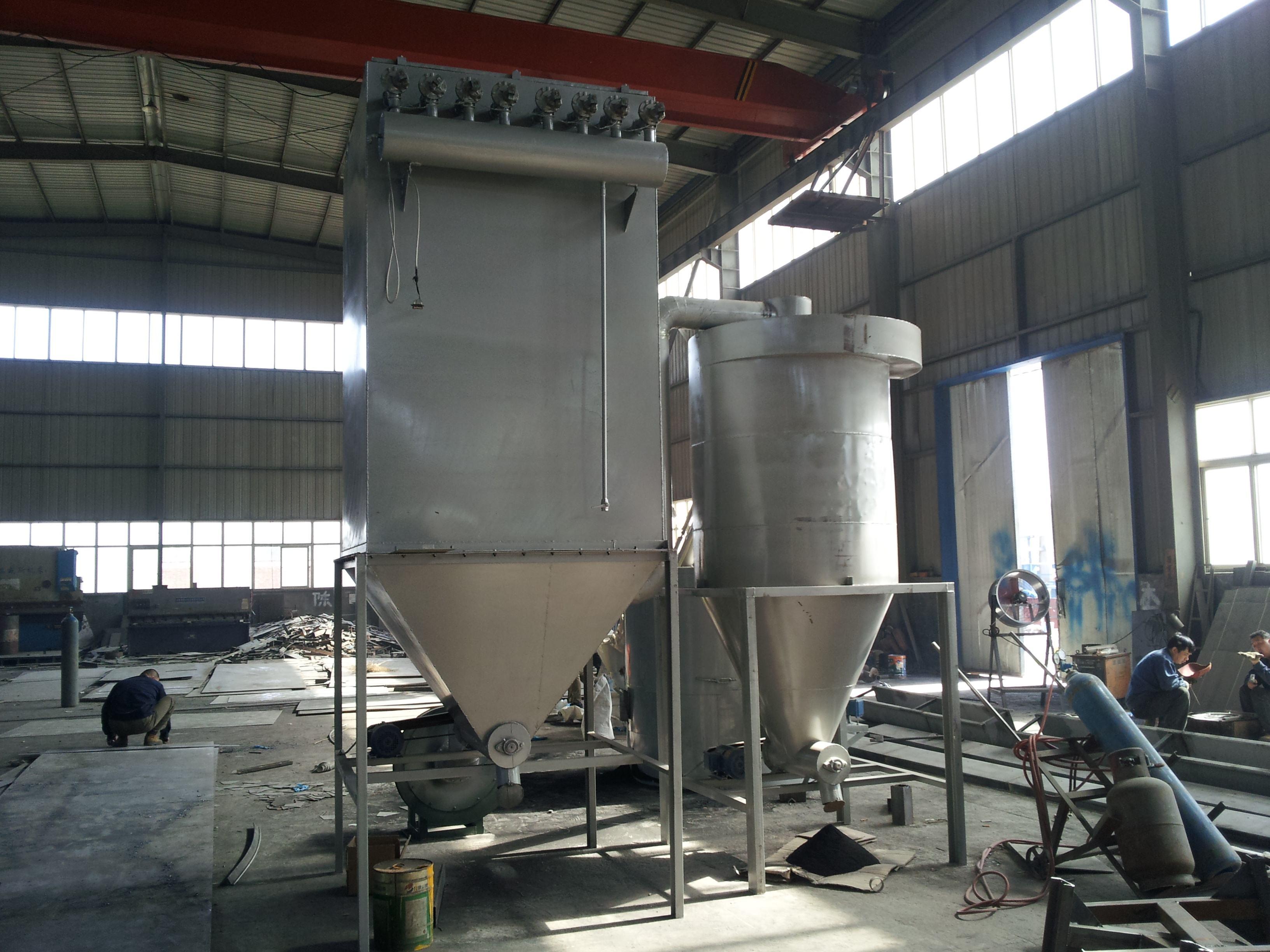 化工厂脉冲单机除尘器